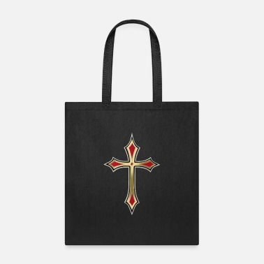 Cross Christianity Christian cross - Tote Bag