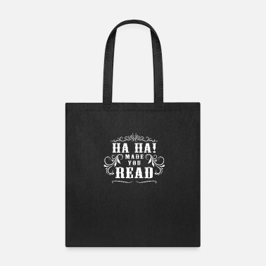 Funnier Funnier Saying - Tote Bag