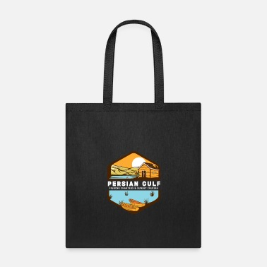 A Persian Guard Persian Gulf Fishing Charters And Cruises Gulf War - Tote Bag