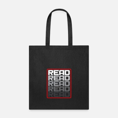 Funny-reading Read Read Read funny reading gift present - Tote Bag