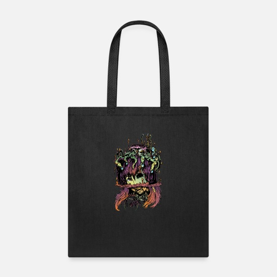 Movie Bags & Backpacks - Skhost in the Shell - Tote Bag black