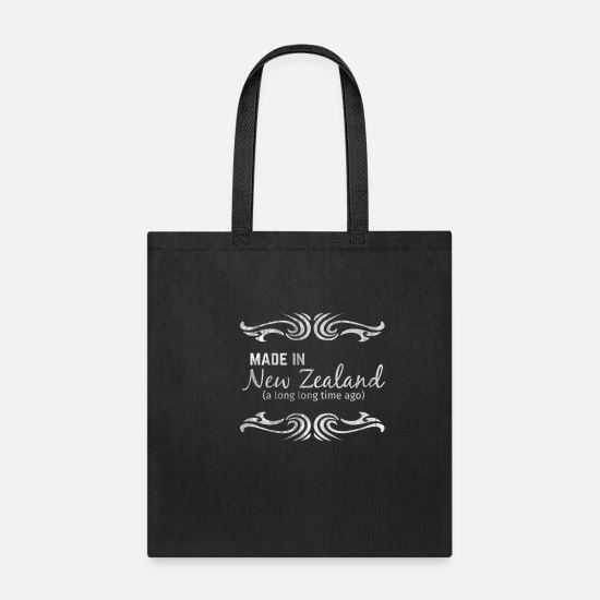 New Zealand Bags & Backpacks - New Zealand - Tote Bag black