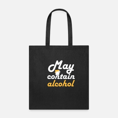alcohol party celebration gift idea beer drunk - Tote Bag