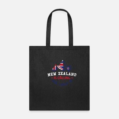 New Zealand New Zealand - Tote Bag