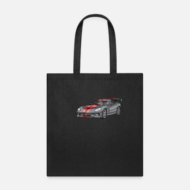 Youngtimer Dodge Viper Oldtimer Youngtimer Car Classic Gift - Tote Bag