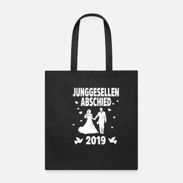 Strip Bachelor Party 2019 Groom Husband Wedding Gift - Tote Bag