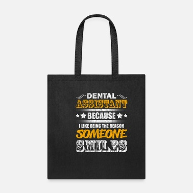 Medical Student Toothpaste Dentistry Nurse Pharmacy Dental assist - Tote Bag