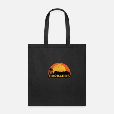 Commonwealth Barbados Sunset - Tote Bag