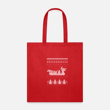 Boat Dragon Boat Christmas Ugly Sweater Gift - Tote Bag