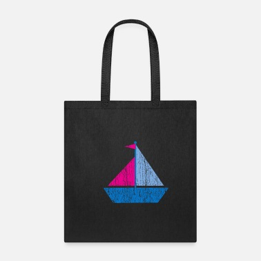 Boat Boat Boatman Boating - Tote Bag