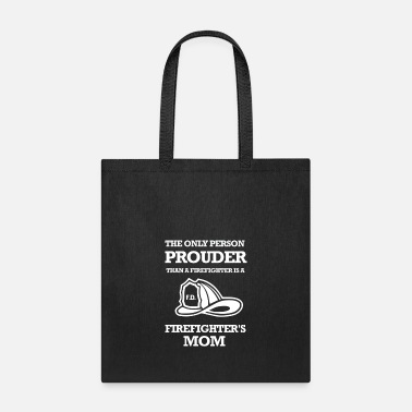 Mom Firefighters Mom - Tote Bag