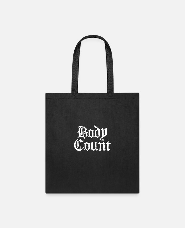 Bodyguard Bags & Backpacks - BODY COUNT new - Tote Bag black