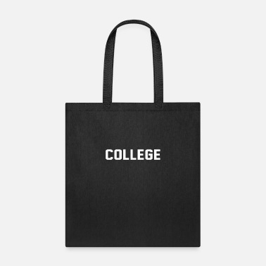 College College - Tote Bag