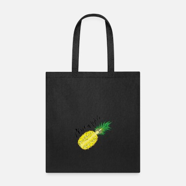 Casual Pineapple Casual - Tote Bag