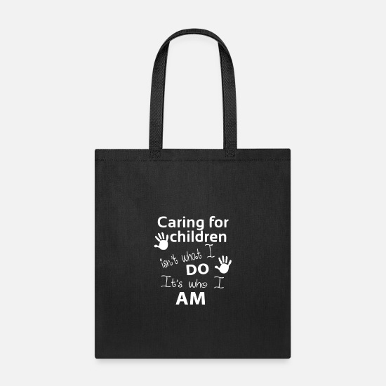 Symbol  Bags & Backpacks - Children Care - Tote Bag black