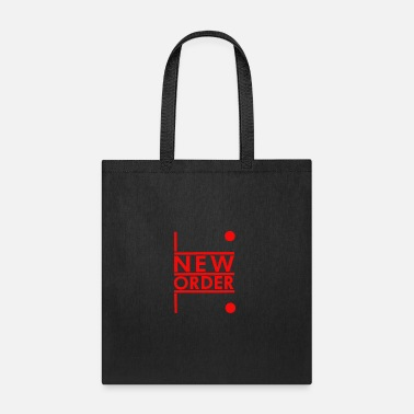 New World Order New Order - Tote Bag