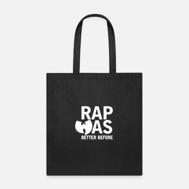 Rap rap was - Tote Bag