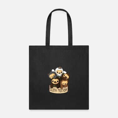 Motion SLOTH MOTION - Tote Bag