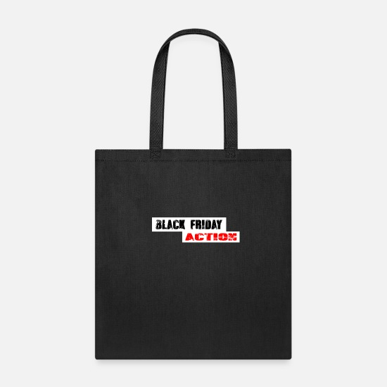 Consumer Bags & Backpacks - Black Friday Action - Tote Bag black