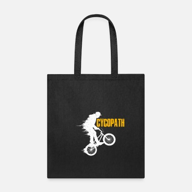 Cycling Cycopath - Tote Bag