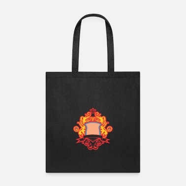 Lion Coat Of Arms lion coat of arms - Tote Bag