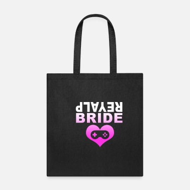 Ctf PLAYER BRIDE - gamer console nerdy - Tote Bag