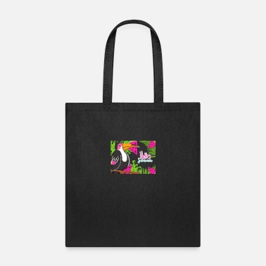 Arrival Beautiful bird that sings the arrival of the Summe - Tote Bag