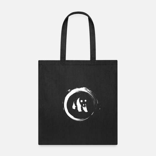 Panda Bags & Backpacks - Panda - Tote Bag black