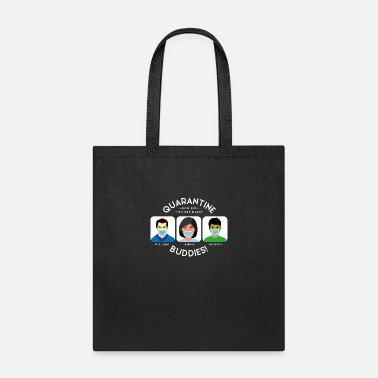 America Quarantine Buddies! Feeding America with HDTGM? - Tote Bag