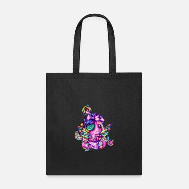 Butterflies And Bears Candy butterfly bear - Tote Bag