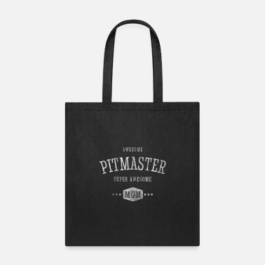 Awesome Pitmaster SuperAwesome Mom - Tote Bag