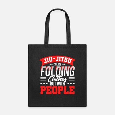 Bjj Fighter Boxing Jiu Jitsu Gift - Tote Bag