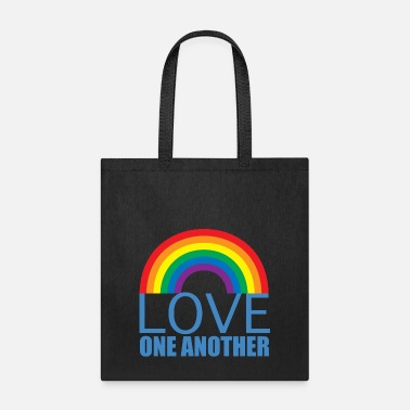 Null Love One Another - Tote Bag