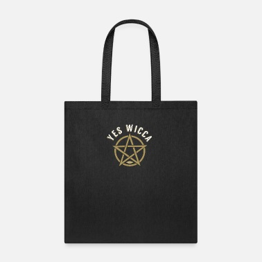 Wicca Yes Wicca - Tote Bag