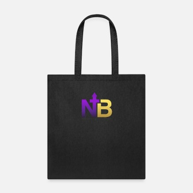 NB short logo png - Tote Bag