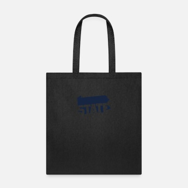 State Capital State - Tote Bag