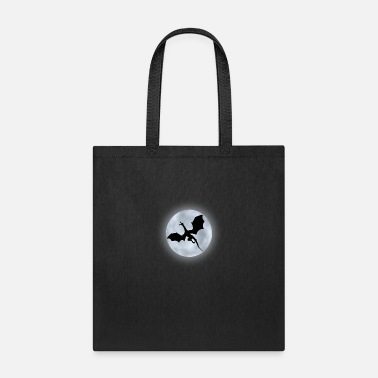 Medieval Dragons, medieval - Tote Bag