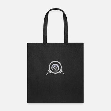DJFreedom CIPHER LOGO 1 27 20 - Tote Bag