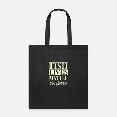 Carpet Fish Lives Matter - Tote Bag