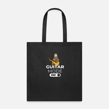 Guitar Mode ON Guitarist Bassist Musician Gift - Tote Bag