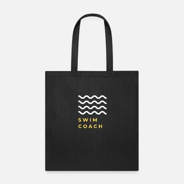 Swimming Instructor Swimming Swim instructor swim coach water sports - Tote Bag