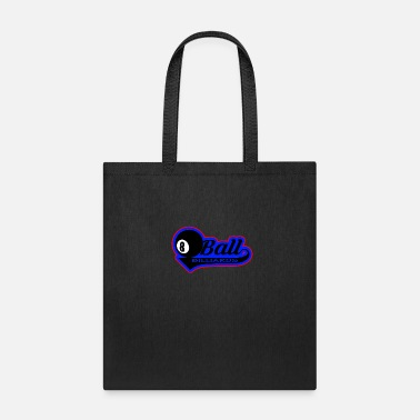Ball Billiard ball ball - Tote Bag