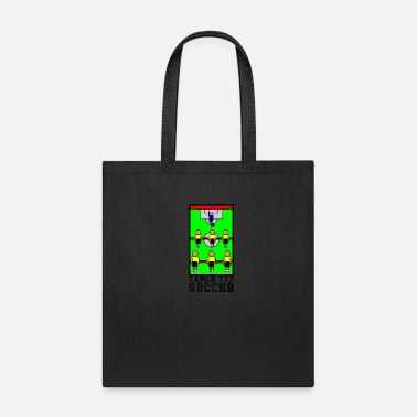 Wuzzler Table football - soccer table - Tote Bag