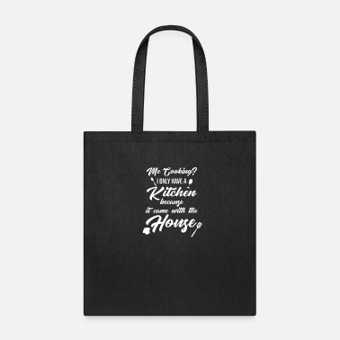 Wooden Spoon Cooking Gift Idea - Tote Bag