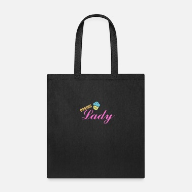 Baker Baking lady - Tote Bag