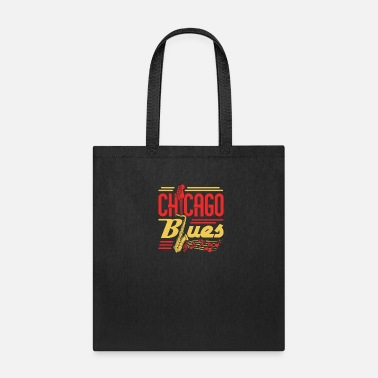 Chicago Chicago Blues - Tote Bag