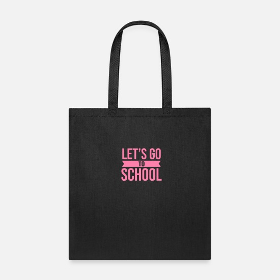 First Grade Bags & Backpacks - First Grade First Grade First Grade First Grade - Tote Bag black