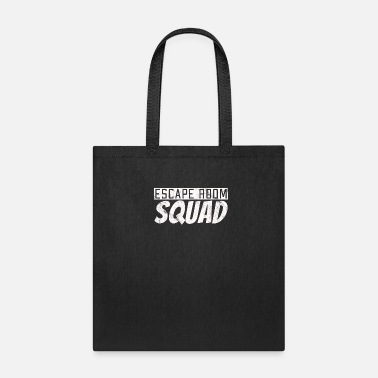 Group Sayings Escape Room Party Matching - Tote Bag