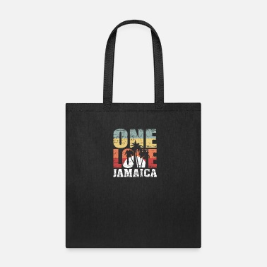 Vacation Jamaica One Love Caribbean Jamaica Vacation - Tote Bag