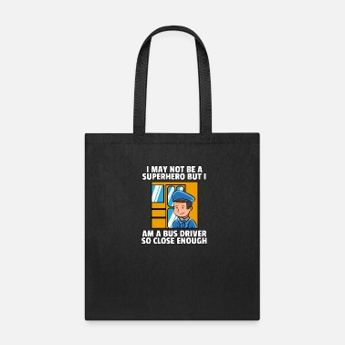 Rolling With Sister School Bus Drivers Transport Funny Gift - Tote Bag
